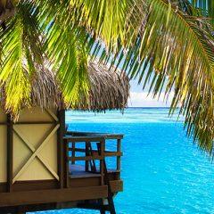 Les îles du Pacifique sont propices aux vacances farniente