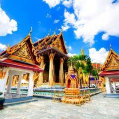 Les architectures insolites de la Thaïlande