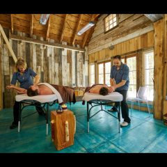 Massages en nature en Mauricie