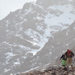 trekking dans l'atlas