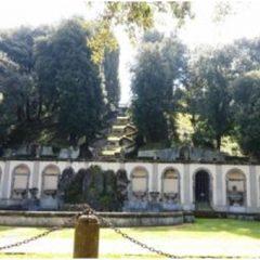 La région des Castelli Romani et Rome