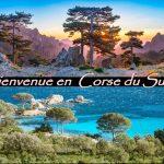 bienvenue CORSE DU SUD