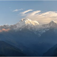 Tour des Annapurnas, ou le Népal en courant