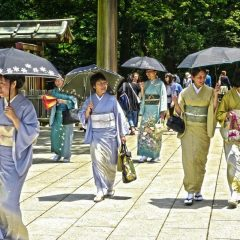 Un charmant séjour dans la capitale nippone