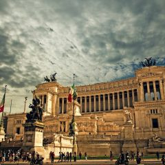 Découverte de Rome, une capitale toujours coquette