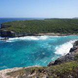 Lagon Porte d'enfer en Guadeloupe