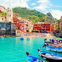 Un parc d'attractions entièrement dédié à la gastronomie italienne