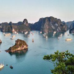 Envie d'explorer la Baie d'Halong en bateau?