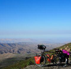 L'Amérique du Sud à vélo