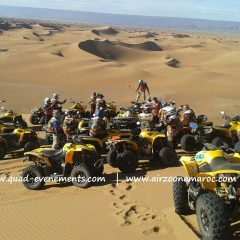 Une Vacance d'aventure au guidon d'un quad