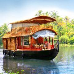 L'État du Kerala en Inde