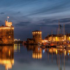 La Rochelle, ville touristique réputée