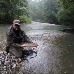 La pêche au naturel avec auvergne fishing