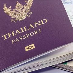 Comment obtenir un E-visa Thaïlande en 2018?