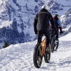 4 superbes parcours vélo à faire au Canada