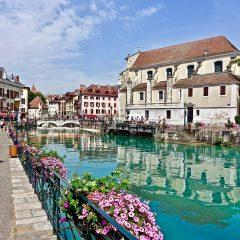 Location de vacances à Annecy : les incontournables à voir durant votre séjour
