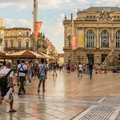 Voyage à Montpellier