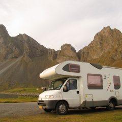 L'engouement des touristes pour les camping-cars