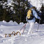séjour à la neige