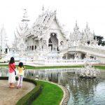 1 étrange temple blanc