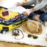 5 raisons de voyager léger et 5 items à ne pas oublier