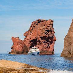 Le site unique de Scandola en Corse !
