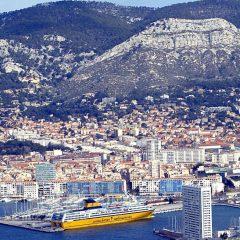 Toulon une magnifique ville française digne d'intérêt