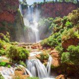 Excursion d'une journée dans les fameuses cascades d'Ouzoud !