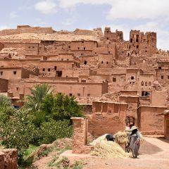 Excursion à Ouarzazate – Ait Ben Haddou