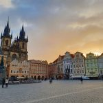 La ville de Prague
