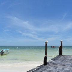 Que faire à Holbox, l'île paradisiaque Mexicaine ?