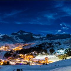 3 stations où pratiquer le ski nocturne
