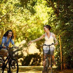 Voyager en vélo : quel est l'intérêt ?