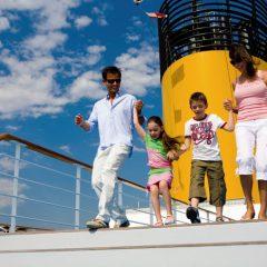 Croisière en famille inoubliable avec Costa Croisière