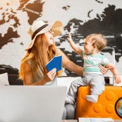 Comment passer de bonnes vacances avec son bébé ?